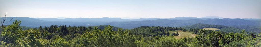 Pitcher Mountain
