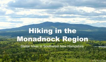 New resource available! Hiking in the Monadnock Region
