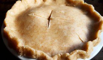 Rich & buttery pie crust