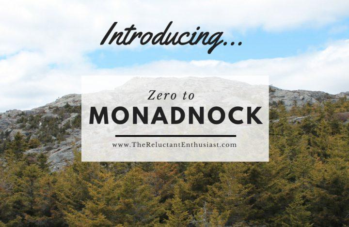Introducing Zero to Monadnock!