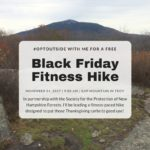OptOutside with me on Black Friday!